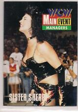 1995 Cardz WCW Main Event Sister Sherri