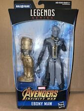 Marvel Legends Ebony Maw Infinity War Thanos BAF