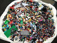 Enormous Lego Bundle with Mini Figures 15 kg