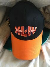 2010 Official NFL Super Bowl XLIV Frito Lay Baseball Cap Hat Embroidered