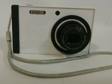 "PENTAX Pentax Optio RS1500 Digital Camera 14.0MP 3.0"" 4x OZ White Good Condition"
