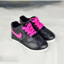 Black Sneakers Running Shoes Sports For 70cm SD17 Uncle BJD AOD AS DOLL