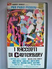 VHF PIERPAOLO PASOLINI I RACCONTI DI CANTERBURY  ( a12 )