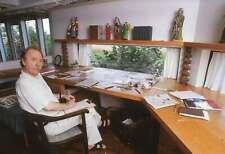 Foto Schriftsteller WALTER KEMPOWSKI - Pressefoto Aufnahme 1999 deutscher Autor