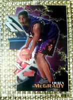1998 Topps Stadium Club TRIUMVIRATE BASE Tracy McGrady RC 12 MINT+ UNCIRCULATED