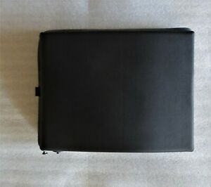 PORSCHE CAYENNE TURBO GT S 2004 10 REAR CENTER ALCANTARA  ARM REST GLOVE BOX