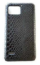 Patterned Synthetic Leather Fitted Cases for Sony Ericsson Mobile Phones