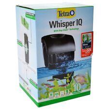 Tetra Whisper IQ Aquarium Fish Tank Power Filter available in 5 sizes