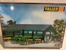Faller 983 HO Scale TRUCK DEPOT Plastic Kit New In Box