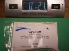 Calcium Sulfate Gypsum 2 oz for Home Brew moonshine-BY BREWHAUSUSA fast shipping