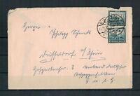 Deutsches Reich, MiNr. 459 MeF Bonn 24.11.1933