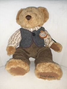 Sir Bradford Bear Plush by Russ