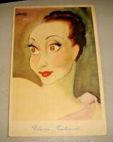 CLARA CALAMAI illustratore NINO ZA' FP NV anni '30