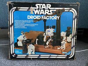 Vintage Star Wars Droid Factory Box