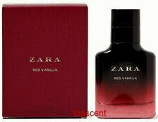 Zara Woman - Red Vanilla Eau De Toilette - Original Fragrance 30ml