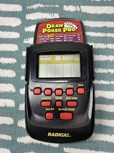 Radica Draw Poker Pro