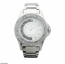 NOS Super Techno Mens Diamond Watch .12 ctw  - M5282 Joe Rodeo Jojino Jo Jo