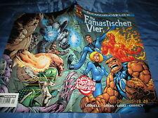 1214 : Die Fantastischen Vier , Die Rückkehr , Nr. 1 , Marvel Comics 2000 , +