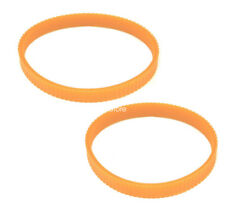 2PC OEM Dewalt DW734 - DW734R Planer Replacement Toothed Belt 429962-08 6 ribs