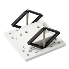 2pcs Wall Mount Switch Cassette Repair Tool 86mm Switch Box Repairer Support Rod
