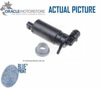 NEW BLUE PRINT FRONT WINDSCREEN WASHER PUMP GENUINE OE QUALITY ADT30302