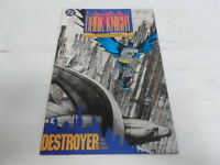 DC BATMAN LEGENDS OF THE DARK KNIGHT DESTROYER #27 FEB.1992 7431-2 (22)