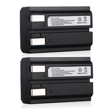 2x EN-EL1 ENEL1 Battery For Nikon Coolpix 4500 4300 4800 5700 8700 775 885 995