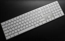Apple Magic Keyboard mit Ziffernblock QWERTZ with Numeric Keypad MQ052D/A A1843
