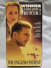 The English Patient (VHS, 1996)