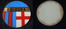 ***FIGURINA CALCIO TONDA (BUSTE SORPRESA) DEL 1967*** SCUDETTO BOLOGNA