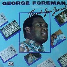 GEORGE FOREMAN - THANK YOU JESUS - ALA LBL - 1980 LP - STILL SEALED...