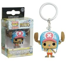 Portachiavi One Piece Tony Tony Chopper Pocket Pop! Vinyl KeyChain Funko