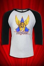 Angel 1977 Vintage Tour Jersey T-SHIRT FREE S&H USA Glam Rock Helluva Band