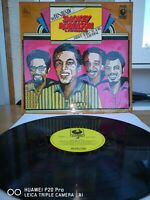 Smokie Robinson And The Miracles SPR 90009 LP Motown near mint vinyl VG + cover
