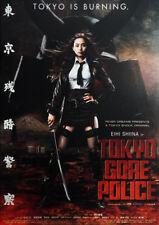 Tokyo Gore Police 2008 A Yoshihiro Nishimura Mini Movie Poster Chirashi Japan B5