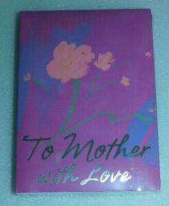 Milestones Mother's Day Tenderly Fragrance Women Holiday Card Gift Perfume Mom