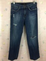 Joes Jeans 👖 Size 32 Men's Destroyed Distressed Straight Leg