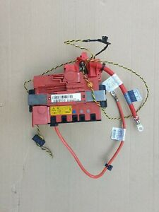 BMW 1 3 5 SERIES BATTERY POSITIVE CABLE POWER DISTRIBUTION BOX 6942912