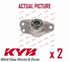 2 x REAR AXLE TOP STRUT MOUNTING PAIR SET KYB OE QUALITY REPLACEMENT SM9707