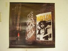 Waylon Jennings Poster its Only Rock Old