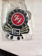 foo fighters/keyring memorabila collectors  shape of daves chair rubber@look@
