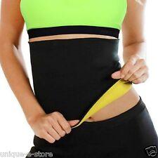 Women Neoprene Hot Belt Body Shaper Slimming Waist Slim Belt (XL)