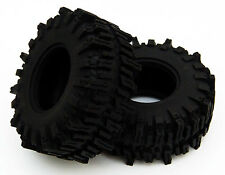 """RC4WD Z-T0097 Mud Slingers 2.2"""" Soft Edition Rock Crawler Tires Axial Score"""