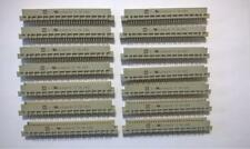 YSM95 Qty 14 pcs 09731966903 DIN 41612 Backplane Connector 96-Pos Male T/H