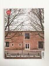 AJ Architects Journal Architecture Design Magazine Takero Shimazaki May 2016