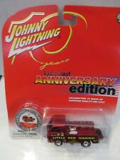 Johnny Lightning 1/64 Limited Anniversary Edition Little Red Wagon
