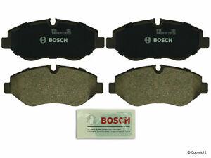 Bosch QuietCast BP1316 Front Brake Pad Set for  Mercedes Metris, Sprinter 2500