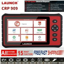 LAUNCH OBD2 SAS SRS Airbag IMMO Scanner Automotive Full System Diagnostic Tool