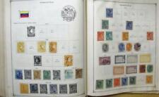 mbdstamps-AF98-Venezuela to 1939, on International Jr. pages