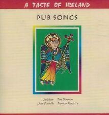 Taste of Ireland Pub Songs CRUISKEEN TOM DONOVAN LIAM DONNELLY BRENDAN MORIARTY